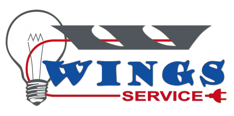 logo wings service